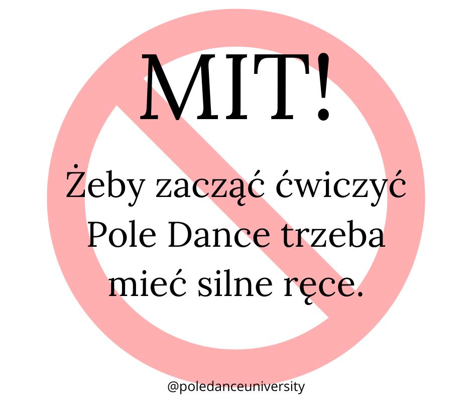 mity o pole dance