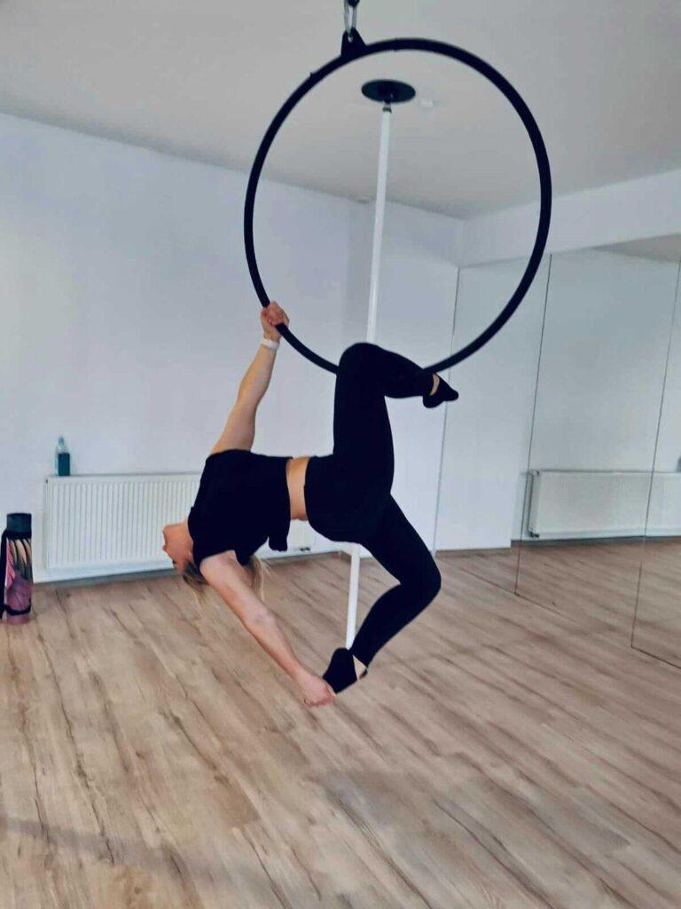 aerial hoop warszawa bemowo wola ursus bielany